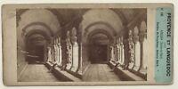 Arles Chiostro st-Trofimo Foto Po' di Tempo & Tournier Vintage - Albumina c1857
