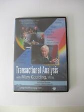TRANSACTIONAL ANALYSIS ~PSYCHOTHERAPY ~THERAPIST TRAINING ~PSYCHOLOGY~DVD