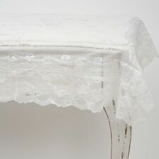 Lace Embroidered Table Cloths