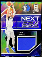 LUKA DONCIC 2018-19 Panini Spectra Next Era Rookie #16 RC MAVERICKS 05/99