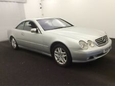 2000 MERCEDES-BENZ CL500 5.0 **SUSPENSION AIR PUMP LOW** NAV, SENSORS, LEATHER!