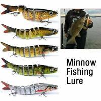 1X Fishing Lure Swimbait Fishing Lure Hook Harness Minnow Fishing Lure Dancing