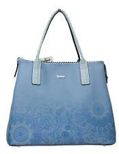 DESIGUAL BOLS DOUBLE GIN HOLBOX  Sac femme bleu 19SAXPBL coloris 5048 Blue