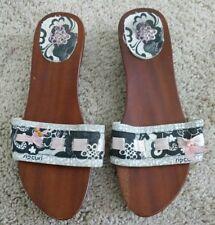 RIP CURL Womens Wood Sandal 9.5 inch sole. Rare!