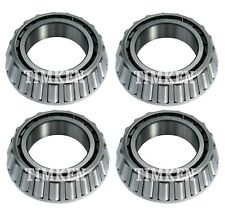 NEW Front Inner and Outer Wheel Bearing Kit Timken For AM General Hummer H1 4WD