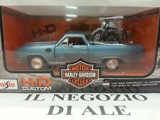 1/24 Burago / Maisto Harley Davidson CHEVROLET EL Camino XL Nightster (32195)