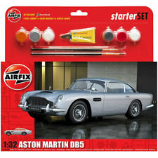 AIRFIX A50089A Aston Martin DB5 Starter Set 1:32 Car Model Kit