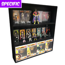 FiGpiN Display Cases for Figpins, Black Cardboard