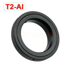 T2-Nikon Mount Adapter to Nikon AI SLR DSLR D7100 D90 D700 D800 D5200 UK Seller