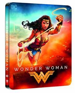 Wonder Woman [4K Ultra HD + Blu-Ray-Édition boîtier SteelBook] / * BLU RAY NEUF