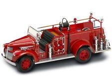 Gmc Firetruck 1941 1:24 Die-Cast Model YAT MING