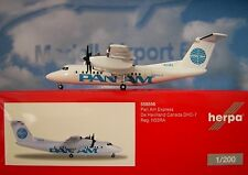 Herpa Wings 1:200 De Havilland Canada DHC-7 PAN AM Express N53RA 558556
