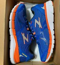 Zoot Laguna Men's Running Shoe; Color:Blue, Solar Flare, Pewter | Size: 8 M US