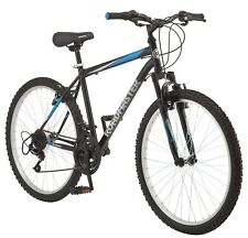 Roadmaster Granite Peak Men's Mountain Bike - 26-inch wheels - Black/Blue NEW