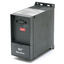Danfoss 132F0001 VLT Micro Drive Variable Frequency Drive, 0.25HP