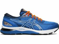 GENUINE || Asics Gel Nimbus 21 Mens Running Shoes (D) (401)