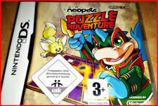 Neopets Puzzle Adventure for Nintendo DS Game Complete