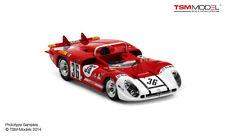 True Scale 1/43 1970 Alfa Romeo Tipo 33/3 #36 Le Mans 24Hr.144312