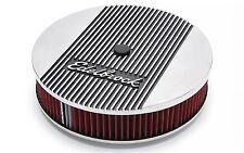 Edelbrock 4266 Elite Series Aluminum Air Cleaner - NEW!!