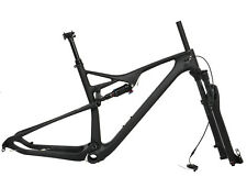 29er Boost Carbon Bike Frame Suspension MTB Dropper Rockshox shock Judy Fork