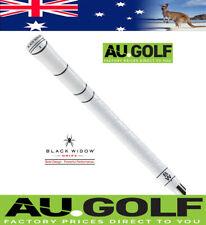 New Standard Size BLACK WIDOW Hybrid Golf Grips