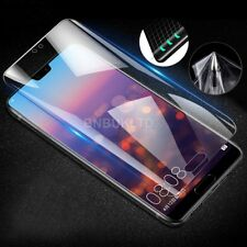 For Huawei P20 Pro Full Face Curved Coverage Clear Screen Protector