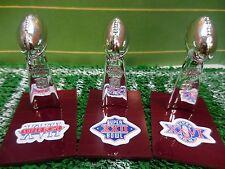 Washington Redskins Mini Lombardi Trophy Set Mcfarlane/Pocket Pro