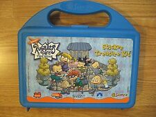 Rugrats in Paris The Movie Sticker Treasure Kit EMPTY BOX Sandylion 2000