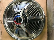 1965 65 Ford Mustang Nos Oem Spinner Hub Cap