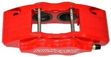 4-Pistone/Pot ALU-PINZA FRENO/CALIPER Rally Racing Motorsport ALLUMINIO