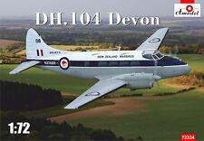 Amodel - 72334 - DH-104 Devon British civilian aircraft - 1:72