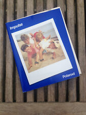 Original Polaroid Instruction Manual Impulse German + multiling