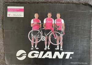 Cycling Team TMobile Giant Mousemat