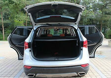 Trunk Shade BLACK Cargo Cover for Hyundai Santa Fe IX45 2013-2016 5 seats