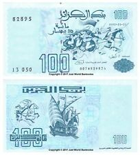 Argelia 100 dinares 1992 P-137 Billetes Unc