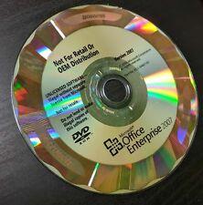 Backup Disc Only - Office Enterprise 2007