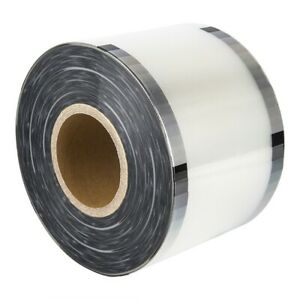 Cup Seal Film Roll Plain Pattern 2500 Cups Sealing Film Cup Sealer