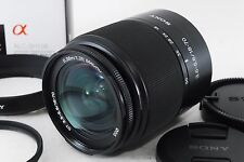 Sony SAL1870 18-70mm f/3.5-5.6 DT Lens w/Hood [Excellent+++] From Japan