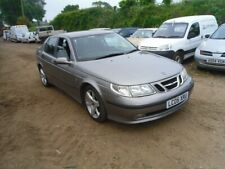 Saab 9-5 95 2.0t 2.0 T Linear Sport Automatic YS3E Grey BREAKING- O/S FRONT DOOR