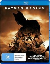 Batman Begins Blu-ray, 2008 Movie