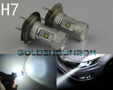 2X 30W Super Bright White Bulbs H7 LED Bulbs Fog Light Lamps Low Beam Headlight