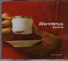 (AX258) Wireless, Banana Tea - 1998 DJ CD