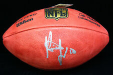 Vince Young Titans NFL Gameball Signed Football PSA/DNA