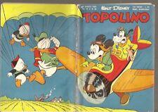 TOPOLINO LIBRETTO # 63-25 MARZO 1953-ORIGINALE - no bollino