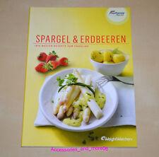 Weight Watchers Kochbuch Spargel und Erdbeeren ProPoints™ Plan 2.0 *2012* -NEU-
