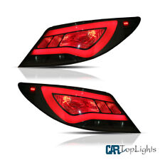 LED Smoked Tail Lights For Hyundai Accent | Verna 2012-2017 Rear Lamps