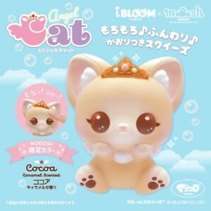 iBloom Squishy Angel Cat Cocoa Limited Edition Squishy Squeeze NEW