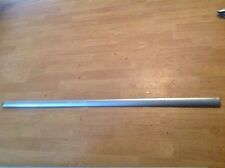 jaguar X type door moulding/trim Silver