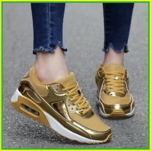 Shoes Men Women Lace Up Solid Breathable Fashion Couple Footwear Comfortable