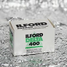 *NEW* Ilford Delta 400 35mm (36 exp) film